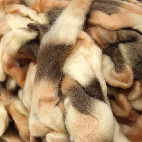 Northern Lights Wool Top - Teddy Bear