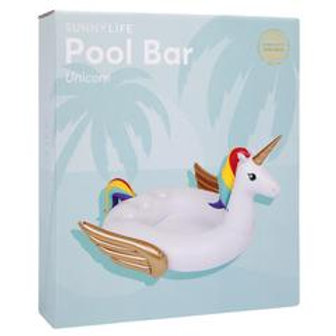 Pool Bar Unicorn - Inflatable