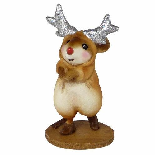 Wee Forest Folk - Reindeer Rudy