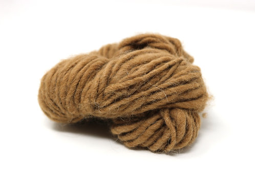 Handspun Bulky Single - Fawn