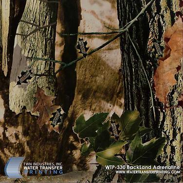 WTP-330 Backland Adrenaline