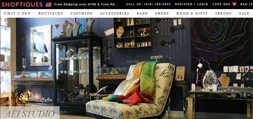 AEi Studio & Gifts - Shoptiques