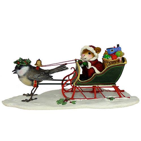 Wee Forest Folk - Santa's Christmas Tweets
