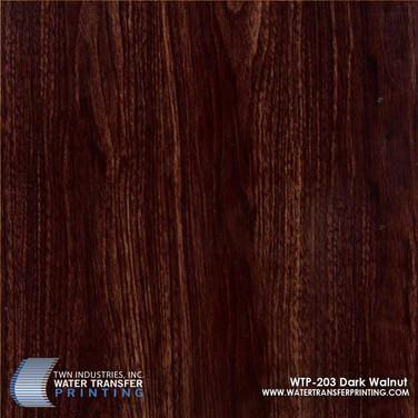 WTP-203 Dark Walnut
