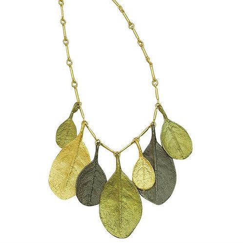 Bohemian Bay Tri-Color Necklace