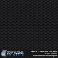 WTP-197 Carbon Fiber Ford Match