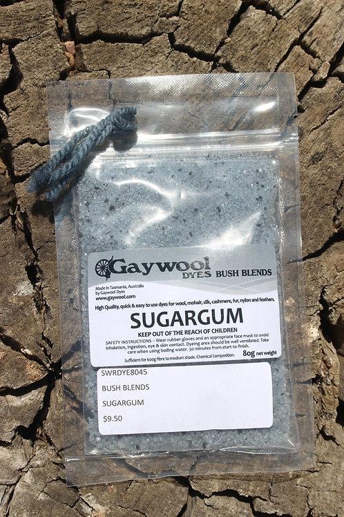 Gaywool Dyes Bush Blends - Sugargum