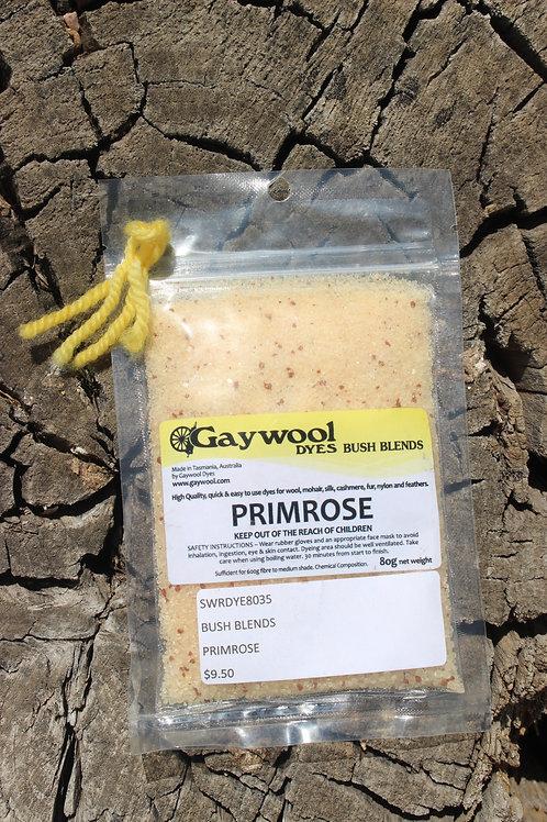 Gaywool Dyes Bush Blends - Primrose