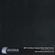 WTP-132 Carbon Fiber Small Check