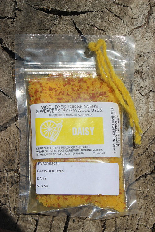 Gaywool Dyes Originals - Daisy