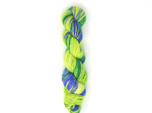 Alpaca 2-Ply Worsted  - Funky Chameleon