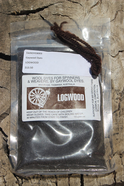 Gaywool Dyes Originals - Logwood