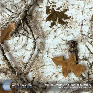 WTP-266 Mothwing Winter Mimicry
