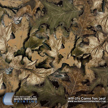 WTP-276 Tan Leaf Camo