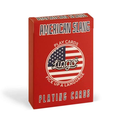American Slang - 54 Standard Playing Cards