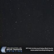 WTP-662 Architectural Galaxy Black Granite
