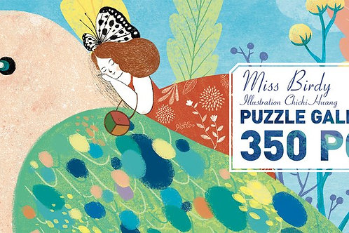 Miss Birdy - 350 Piece Puzzle