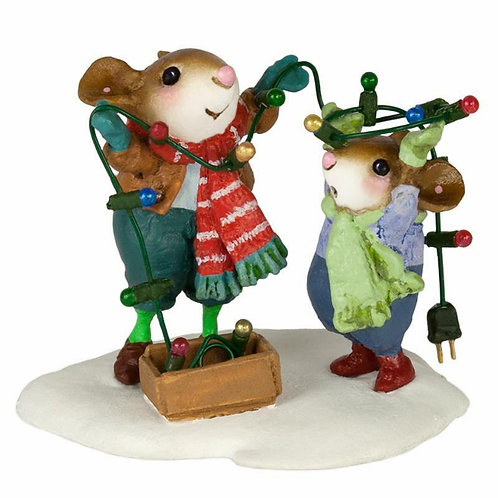 Wee Forest Folk - Merry & Bright