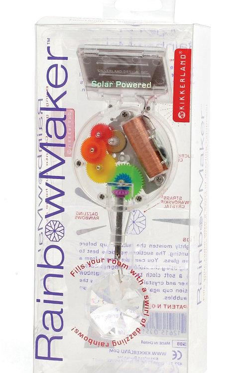 Solar-Powered Rainbow Maker