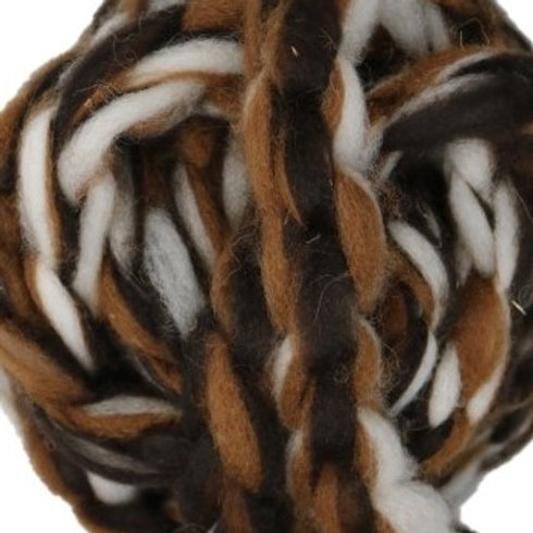Blended Roving - Alpaca Tri-color Roving