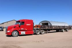 oilfield transportation & storage