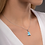 Thumbnail: Floating Heart Necklace