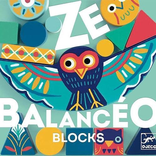 Blocks Game - DJECO - Ze Balenceo