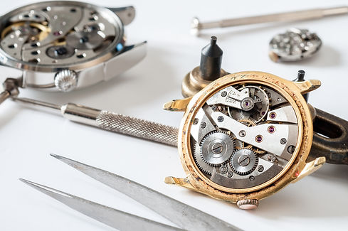 watch repair - weiss jewelers