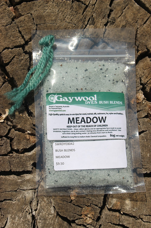 Gaywool Dyes Bush Blends - Meadow