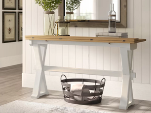 Make a Statement with your Entryway