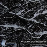 WTP-512 White Marble Vein