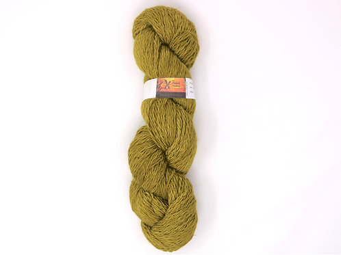 Alpaca 2-Ply Worsted  -Oak