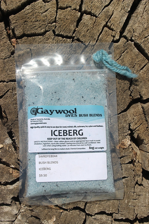 Gaywool Dyes Bush Blends - Iceberg