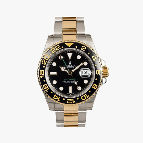 Rolex GMT Master II Mens Watch - Model 116713