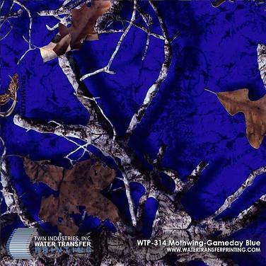 WTP-314 Mothwing Gameday Blue