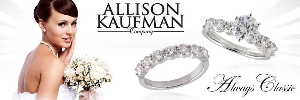 Weiss Jewelers - authorized retailer of allison Kaufman Jewelry
