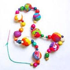 Jewelry workshop for kids