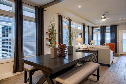 Pike  Dining | Henry Stahla Homes