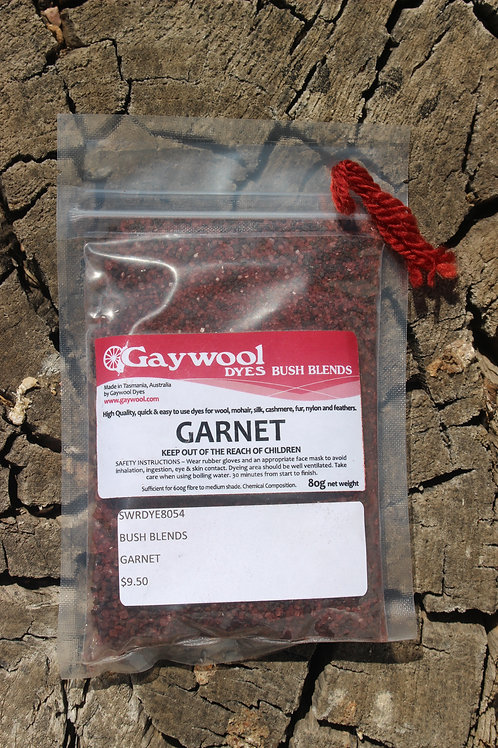 Gaywool Dyes Bush Blends - Garnet