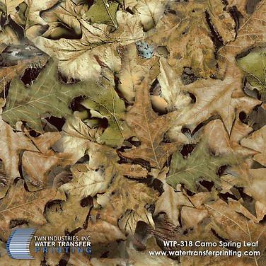WTP-318 Spring Leaf Camo