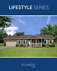 Lifestyle Series Brochure - cover