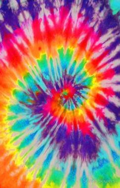 Tie Dye Art for Kids