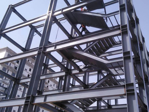 Structural Steel Can be Rapidly Designed, Fabricated and Erected!