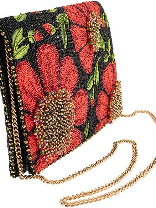 Mary Frances - Wall Flower - Womens Crossbody Handbag