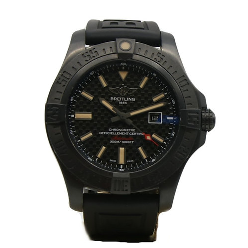 Breitling Avenger Blackbird Mens - Special Edition Model 1800537