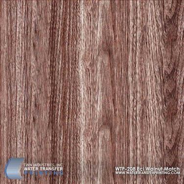 WTP-208 ECI Walnut Match