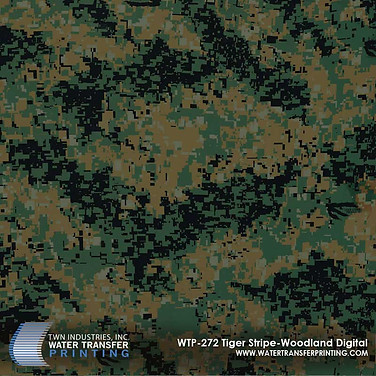 WTP-272 Tiger Stripe Woodland Digital