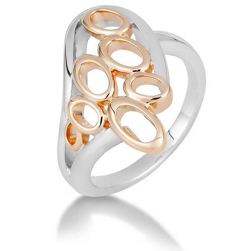 Breuning Silver Fashion Ring