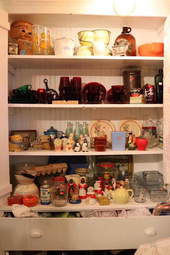 Antique Kitchen Collectables