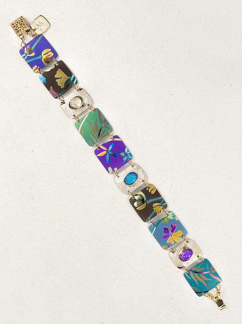 """Bracelet """"Artist's Garden"""""""